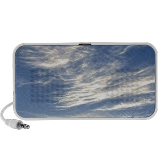 chemtrail clouds travel speaker