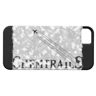 Chemtrails Barely There iPhone 5 Case