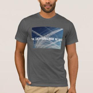 Chemtrails! T-Shirt