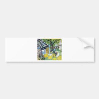 Chen Ecole Bumper Sticker