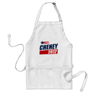 CHENEY 2012 APRONS