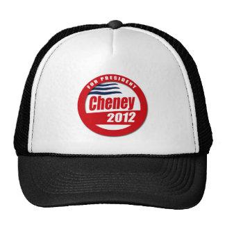 Cheney 2012 Button Hat