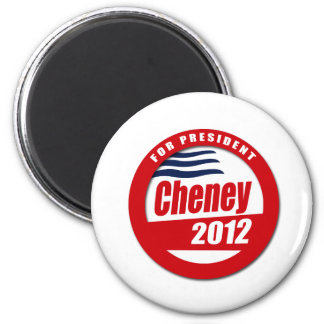 Cheney 2012 Button Magnets