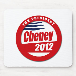 Cheney 2012 Button Mousepads