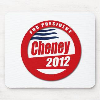 Cheney 2012 Button Mousepads