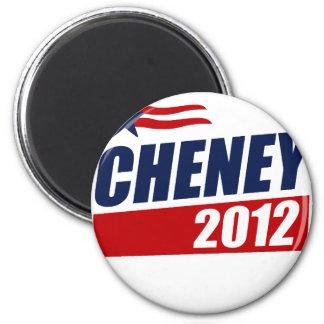 CHENEY 2012 MAGNET