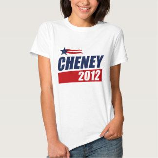 CHENEY 2012 T-SHIRTS