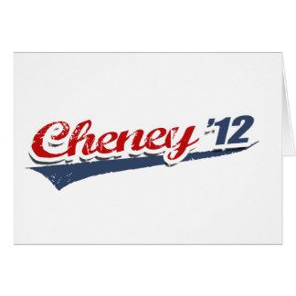 Cheney Team Greeting Card