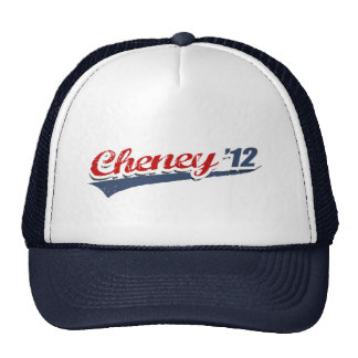 Cheney Team Trucker Hat