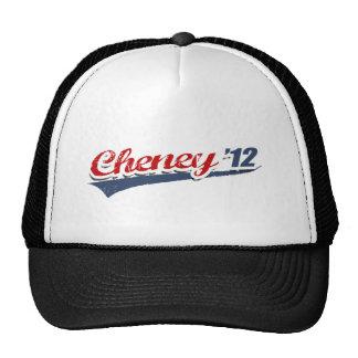 Cheney Team Hats