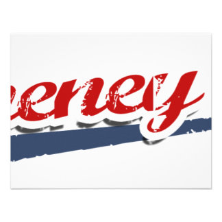 Cheney Team Custom Invitation