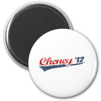 Cheney Team Refrigerator Magnet