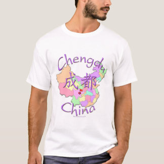 Chengdu China T-Shirt