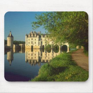 Chenonceau Chateau, Loire Valley, Mouse Pad