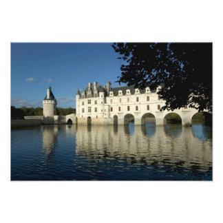 Chenonceau Chateau, River Cher, Loir-et-Cher, 2 Photo Print