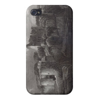 Chepstow Castle, engraved by R. Hinshelwood iPhone 4/4S Cover
