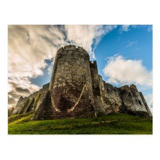 Chepstow Castle Postcard