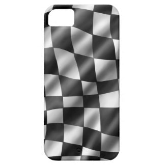 Chequered Flag Barely There iPhone 5 Case