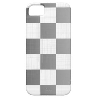 Chequered Flag Grunge Barely There iPhone 5 Case