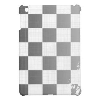 Chequered Flag Grunge iPad Mini Cover