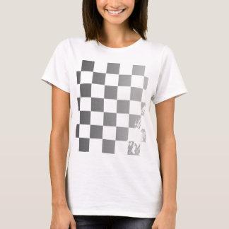 Chequered Flag Grunge T-Shirt