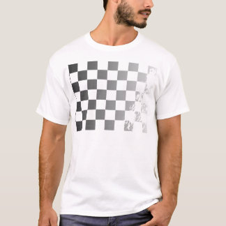 Chequered Flag Grunge T-Shirt