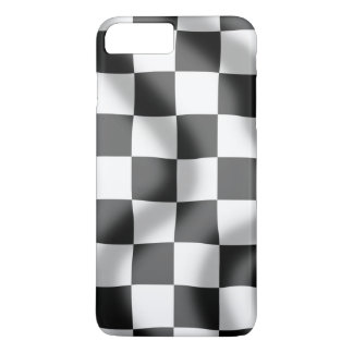 Chequered Flag With Ripple iPhone 7 Plus Case