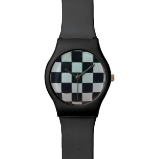 Chequered May28th Watch for women