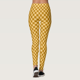 Chequered Pass Leggings