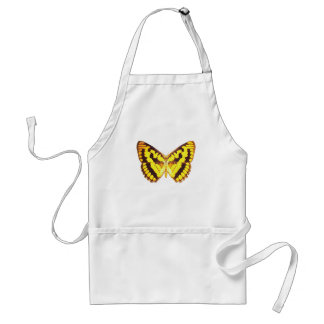 Chequered Skipper Butterfly Aprons