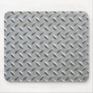 Chequered Steele plated Mousepad