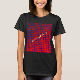 Chequered T-Shirt