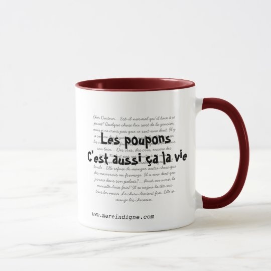 Cher Docteur... Mug