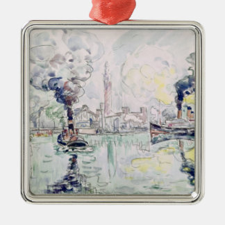 Cherbourg, 1931 christmas ornament