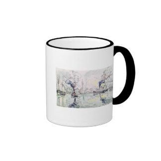 Cherbourg, 1931 coffee mug