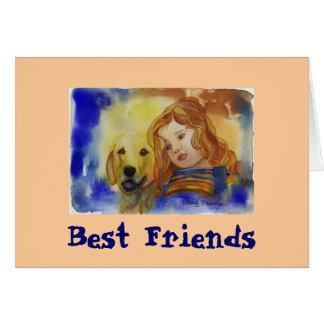 Cheri Blu Greeting Card