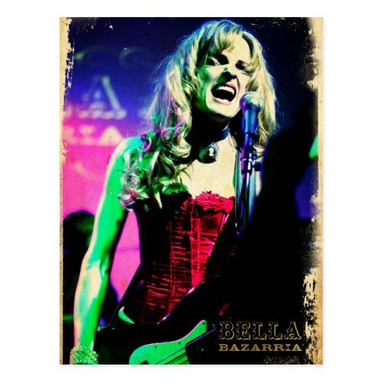 Cherish Alexander - Bella-postcard Postcard