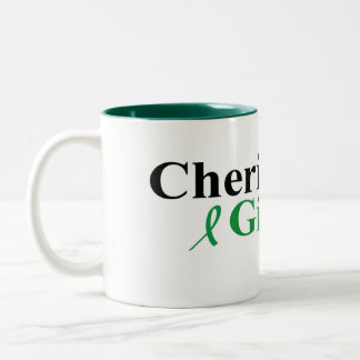 Cherish and Give Life Coffee Mugs