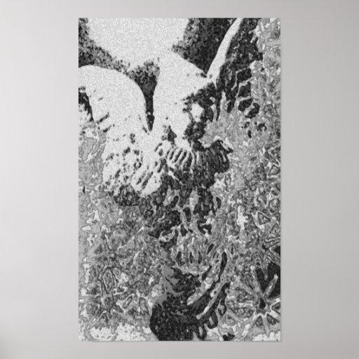 Cherish Guardian Angel Posters