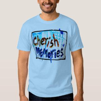 cherish memories shirt
