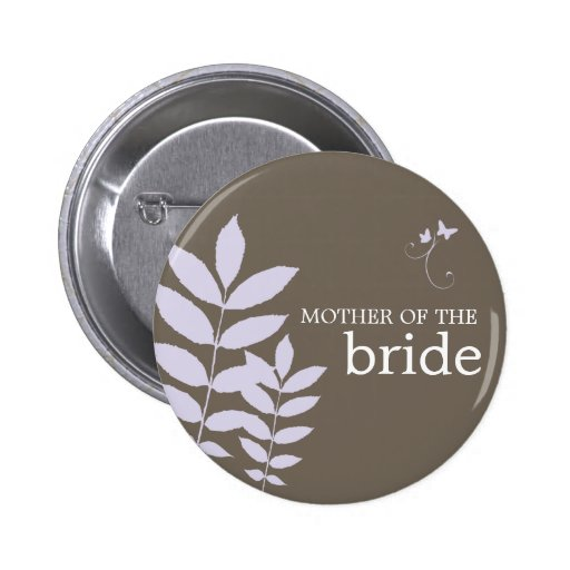Cherish-Mother of the Bride Button