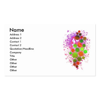 Cherish Pack Of Standard Business Cards