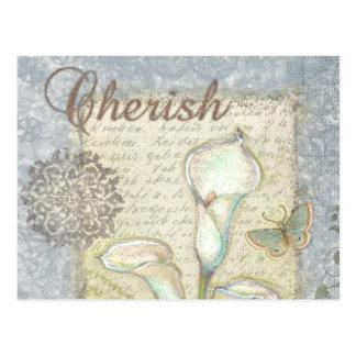 Cherish Postcard