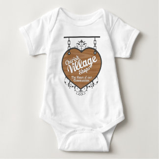 Cherish Village Shops Baby Bodysuit