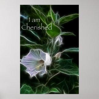 Cherished Affirmation Poster