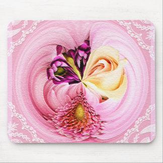 Cherished Bouquet Mousepad