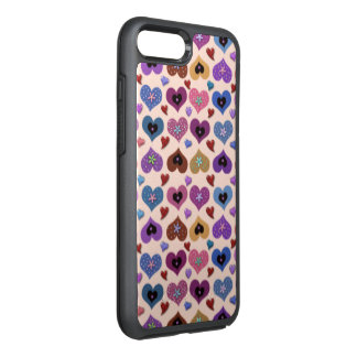 Cherished Hearts OtterBox Symmetry iPhone 7 Plus Case
