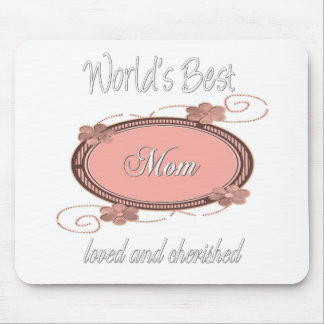 Cherished Mom Series Mouse Mats