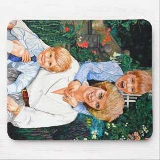 Cherished Times Mouse Pad