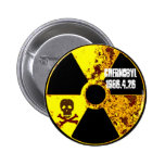 Chernobyl 25th year memorial button